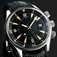 Jaeger Le Coultre Memovox tribute to polaris-1