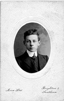 Cyril Parkhurst - Year 1900 in Ipswich at 16 years, 8 months