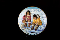 Inuit Art Collector's Plates