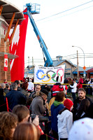 Olympic-Flame-Comes-To-Cloverdale-0916
