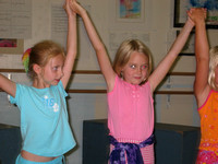 Performing Arts Camp - August 2004